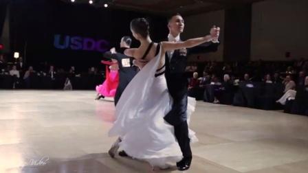 2019 WDC 美国职业摩登舞决赛 USDC US National Pro Ballroom Final.MP4