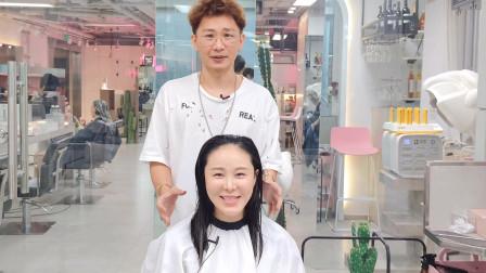 今年女生们最爱剪的一款中短发!