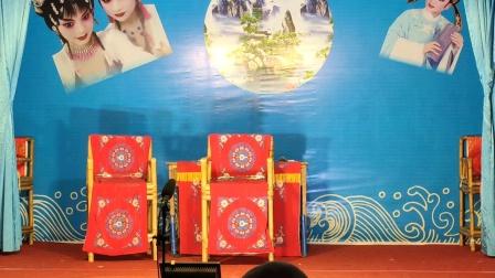 龙泉兴龙剧团李铃演出折戏尚香拆书。