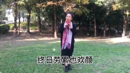 王伟萍演唱《青青柳叶蓝蓝天》