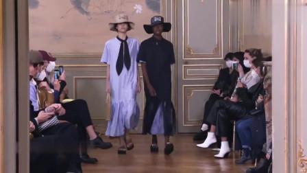 维多利亚·托马斯 春夏巴黎时装周,潮流的风向标!