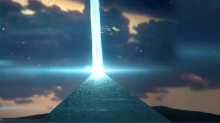 金字塔神秘能量之谜:生物宇宙能?