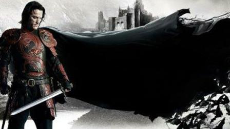 几分钟看完吸血鬼老祖宗一人灭全军血染夕阳红的电影《德古拉元年》