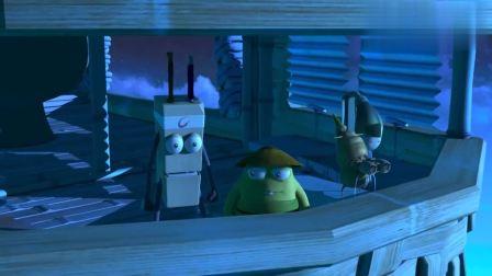 土豆侠:小萝卜不分前后左右,队都站不齐,还能去打仗?