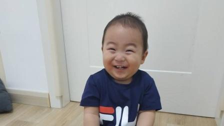 我的孙子金征宇成长记录  :  上集