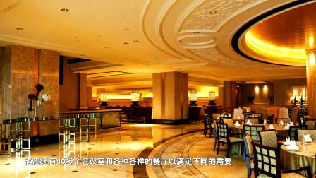 酋长皇宫大酒店 22吨黄金30亿美元打造 世界唯一八星级酒店