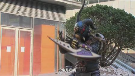 铠甲用勇士捕将:阿罗伊,是怪兽万劫不复的地狱