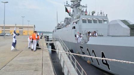 被韩国坑后,孟加拉国幡然醒悟,一天内列装五艘中国舰船