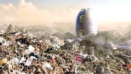未来地球成了垃圾场,只有中国才能救世界,不会中文寸步难行!