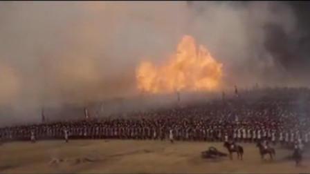 滑铁卢之战,双方都明白这是最后的决战,倾巢出动