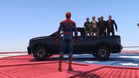 GTA5:小蜘蛛又在动什么坏心思?估计这些人都要遭殃了