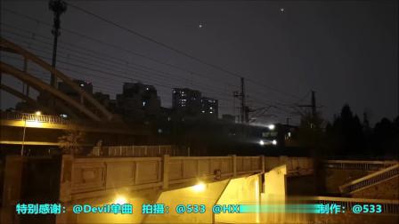 火车视频(533拍车运转第253期):天津市拍车--津山线