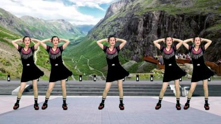女女广场舞《心跳跳好》