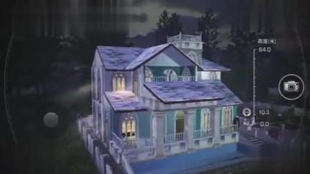明日之后房温馨小房子,也可用别的建筑,我个人比较喜欢罗马窗