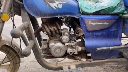 这才是造成摩托车起步无力的真正原因?调节一个螺丝就能轻松修好