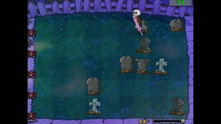 植物大战僵尸魔幻版:玩玩小游戏,锤僵尸!