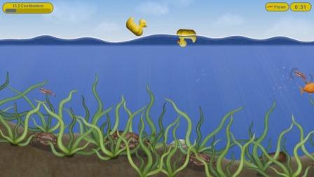 美味星球:海草随风漂流,吃货鱼通通吞进肚子里