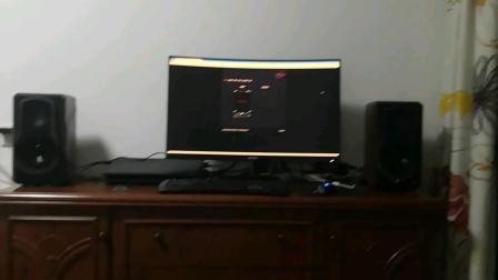 游戏本,手机,平板,无损便携播放器有线连接及蓝牙连接漫步者S2000MKⅢ多媒体HiFi音箱测试!华为魅特10录制