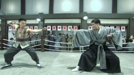 中华第一拳霸对决日本浪人,擂台强势对决,看看谁才是巅峰王者!