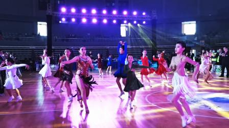 中国湖南2020中顺洁柔杯国际标准舞公开赛(精彩角逐)