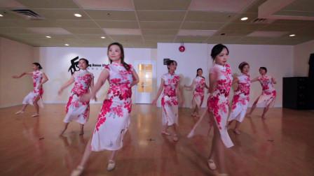 原创中国风舞蹈《多情种》天舞 (温哥华)