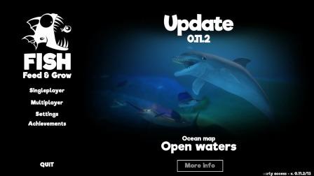 海底大乱斗:小刺猬鱼等级到15级后连鲨鱼都可以不放在眼里
