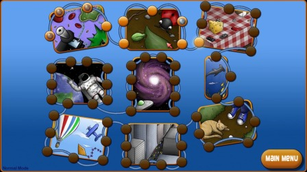 美味星球:小霉菌开启捕鼠天赋所有小白鼠和奶酪全部吞进肚里