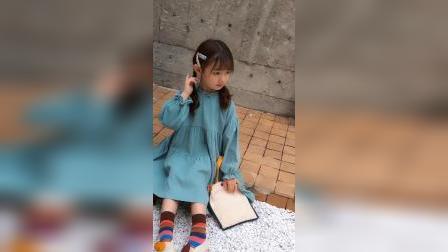 萌娃:今天带小可爱去哪玩呢