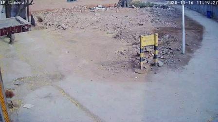 监控:祁县东六支村有开车毒镖偷鸡贼出没
