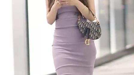 分享长裙穿搭