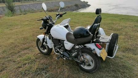 摩托车 边三轮 摩旅