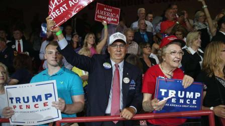 拒绝承认败选,特朗普支持者进入华盛顿,与拜登支持者混战