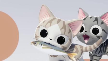 《甜甜私房猫》比一比,谁更厉害哦!