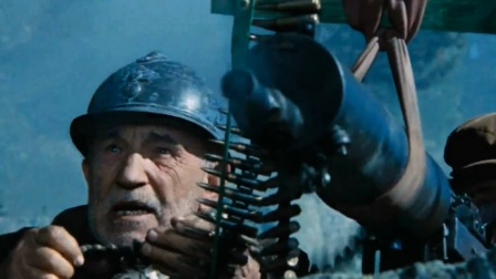 精彩绝伦百看不厌,德军重兵围剿游击队