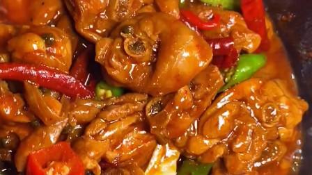 厨师长教你鸡腿的新吃法,鲜嫩入味,开胃下饭又解馋