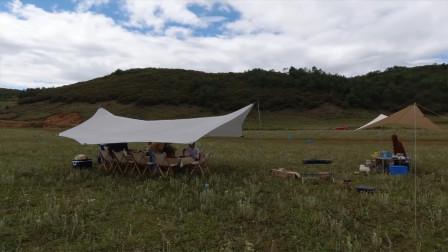 大理沙溪小羊场,采野生菌吃烧烤,露营爱好者的天堂