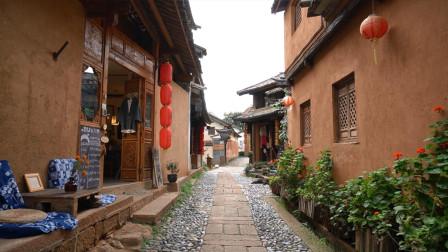 大理沙溪古镇,茶马古道唯一幸存的集市