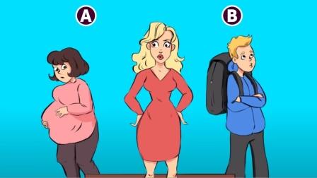 侦探推理:A和B,谁是小偷?