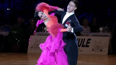 2019.11.16 WDSF 奥地利世界公开赛标准舞决赛 World Open Standard Vienna Final