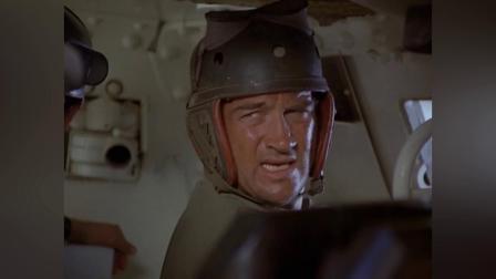 美德装甲团北非大战,气势磅礴百看不厌