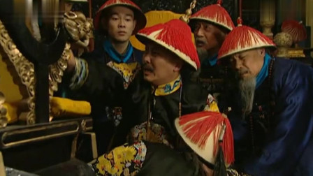 雍正王朝: 八爷党逼宫,雍正急得快哭了