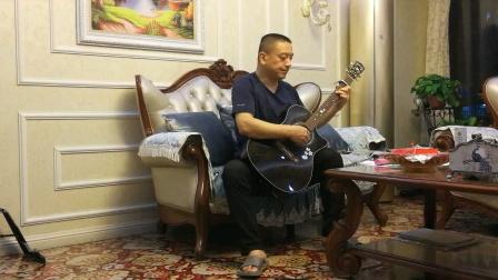 吉他改编《成都》