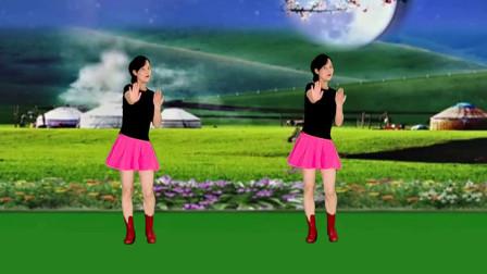 广场舞《草原上的情哥哥》32步乌兰图雅演唱