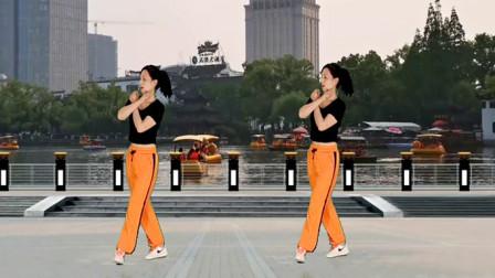 2020火爆新歌《家在御江南DJ》带劲的弹跳步,动感时尚