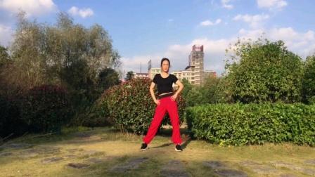 昭阳公园健身操一一〈红尘渡口〉