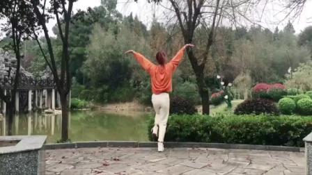 昭阳公园健身操一一〈家在御江南〉