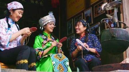 中餐厅:黄晓明外出揽客,偶遇土家族女孩后惊了,容貌不输赵丽颖