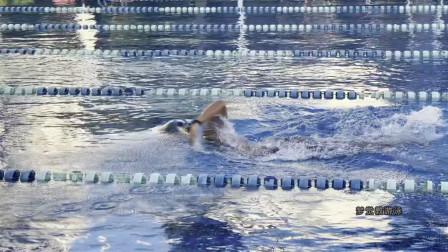 大池50米自由泳(HDR测试)