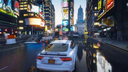 GTA5安装MOD之后到底有多震撼?画质足以媲美现实!