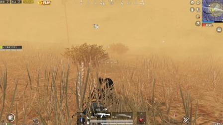 新版本沙漠地图2.0,全新沙尘暴天气,伏地魔史诗级增强!